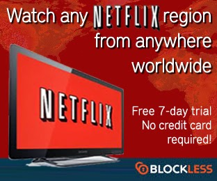 Change your Netflix Country and get American Netflix (and the World!)